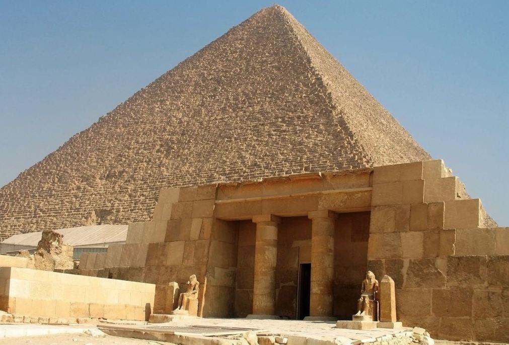 пирамида в Египет