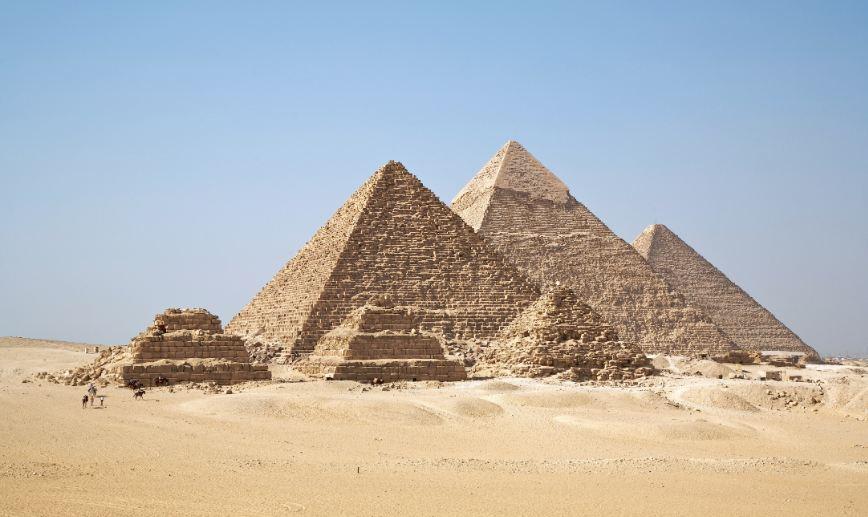 пътеводител за Египет и пирамидите